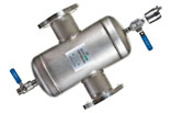 Cleanvent Air and Dirt Separator Range