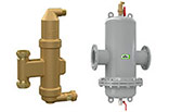 Reflex Extwin Air & Dirt Separator Range