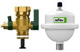 Reflex Valve and Fitting Range